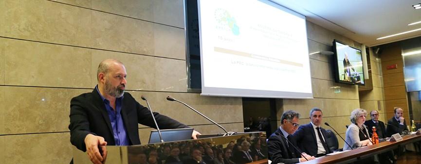 Emilia-Romagna tra i leader europei per la produzione di ortofrutta