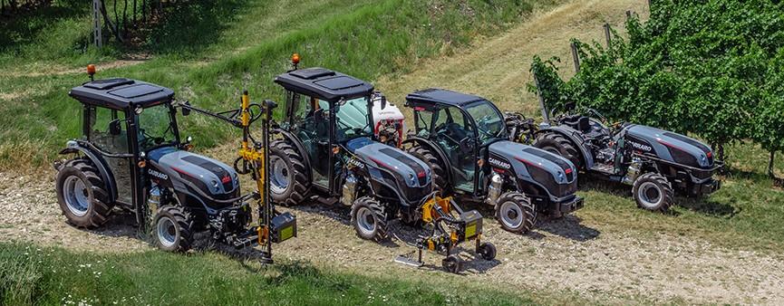 Carraro Tractors a Futurpera 2019
