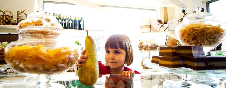 Una pera al giorno...anzi cinque!