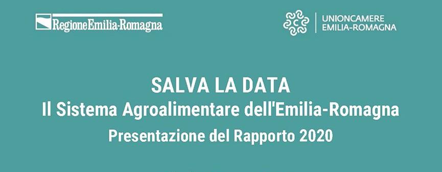 Il 12 luglio presentazione del Rapporto 2020 sull'economia agricola in Emilia-Romagna