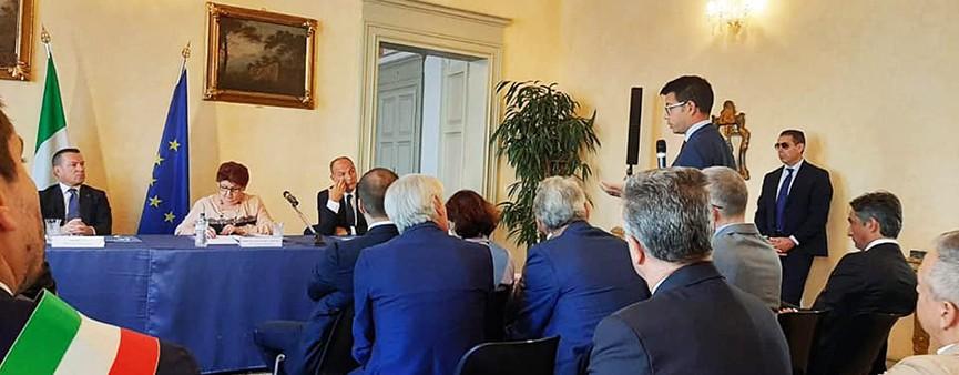 La ministra Bellanova attesa a FuturPera