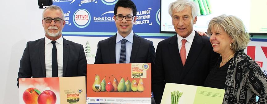 Più promozione per le IGP dell'Emilia-Romagna