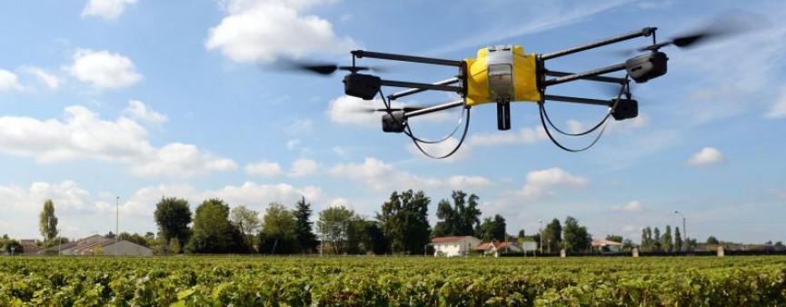 DRONI IN VOLO SU FUTURPERA